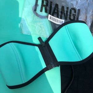 triangl swimwear Swim - NWT Triangle brand bathing suit